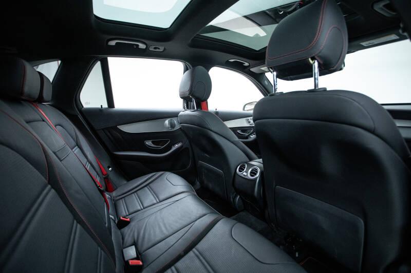 2018 Mercedes-Benz GLC 18