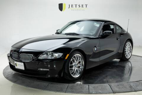 2007 BMW Z4 for sale at Jetset Automotive in Cedar Rapids IA