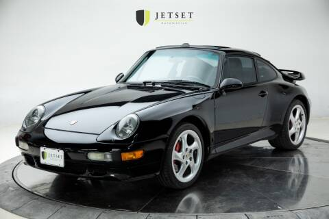 1996 Porsche 911 for sale at Jetset Automotive in Cedar Rapids IA
