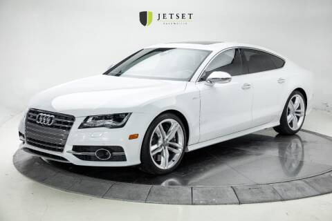2015 Audi S7 for sale at Jetset Automotive in Cedar Rapids IA