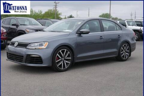 2013 Volkswagen Jetta for sale at Owatonna Motor Company in Owatonna MN