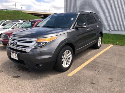 2015 Ford Explorer XLT for sale at Owatonna Motor Company in Owatonna MN