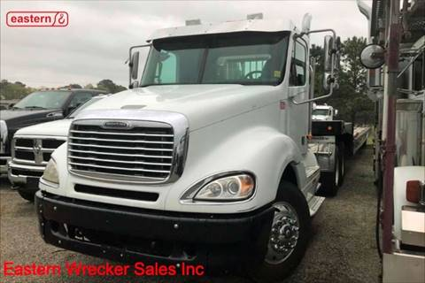 2003 Freightliner Columbia 112 for sale at EASTERN WRECKER SALES in Clayton NC