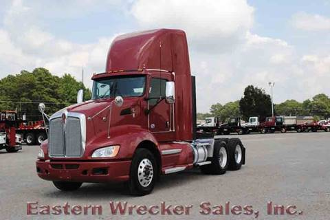 2012 Kenworth T660 for sale at EASTERN WRECKER SALES in Clayton NC