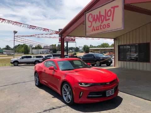 Used Chevrolet Camaro For Sale In Tyler Tx Carsforsale Com