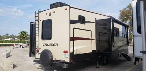 2017 Crossroads Cruiser M-3351BH