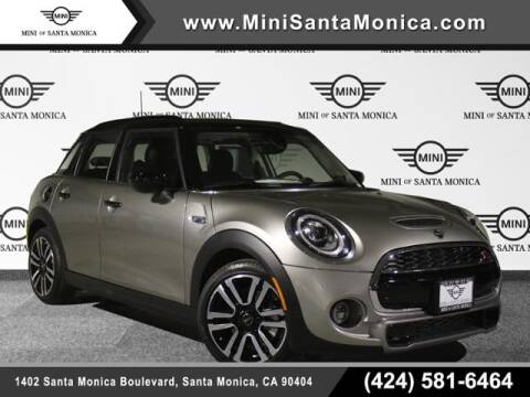 2020 MINI Hardtop 4 Door for sale at MINI OF SANTA MONICA in Santa Monica CA