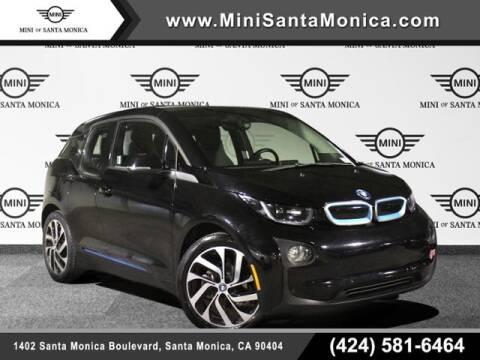 2017 BMW i3 for sale at MINI OF SANTA MONICA in Santa Monica CA