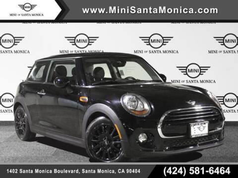 2017 MINI Hardtop 2 Door for sale at MINI OF SANTA MONICA in Santa Monica CA