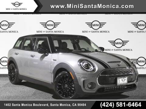 2020 MINI Clubman for sale at MINI OF SANTA MONICA in Santa Monica CA