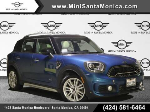 2018 MINI Countryman for sale at MINI OF SANTA MONICA in Santa Monica CA