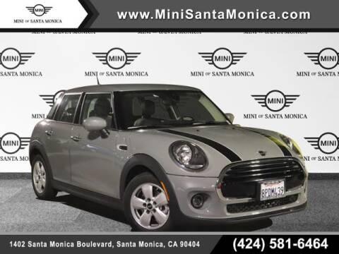 2020 MINI Hardtop 4 Door for sale at MINI OF SANTA MONICA in Santa Monica CA