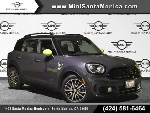 2019 MINI Countryman Plug-in Hybrid for sale at MINI OF SANTA MONICA in Santa Monica CA