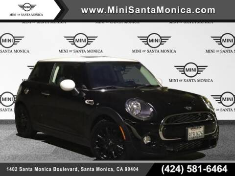 2019 MINI Hardtop 2 Door for sale at MINI OF SANTA MONICA in Santa Monica CA