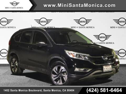 2015 Honda CR-V for sale at MINI OF SANTA MONICA in Santa Monica CA