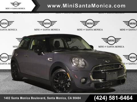 2018 MINI Hardtop 2 Door for sale at MINI OF SANTA MONICA in Santa Monica CA