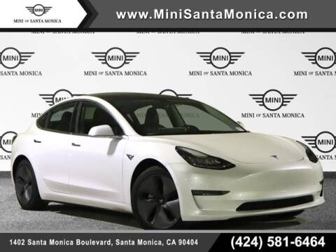 2019 Tesla Model 3 for sale at MINI OF SANTA MONICA in Santa Monica CA