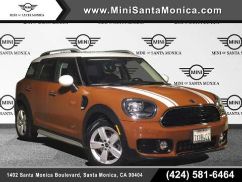 2017 MINI Countryman for sale at MINI OF SANTA MONICA in Santa Monica CA
