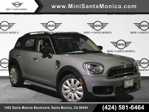 2020 MINI Countryman for sale at MINI OF SANTA MONICA in Santa Monica CA