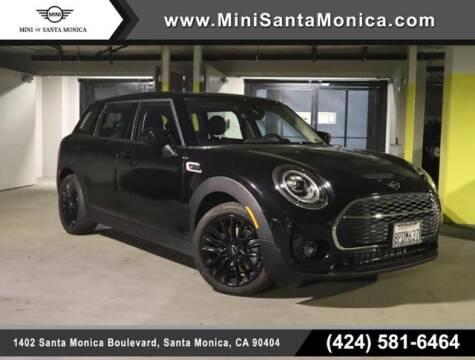 2020 MINI Clubman for sale at MINI OF SANTA MONICA in Santa Monica CA