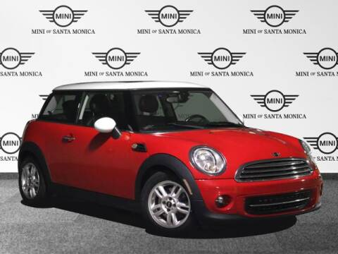 2013 MINI Hardtop for sale at MINI OF SANTA MONICA in Santa Monica CA