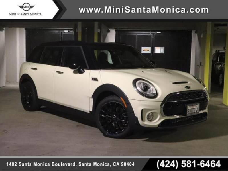 2018 MINI Clubman for sale at MINI OF SANTA MONICA in Santa Monica CA