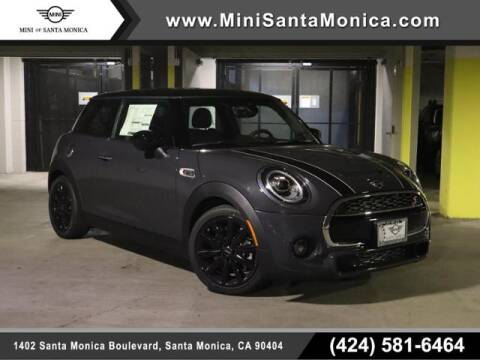 2021 MINI Hardtop 2 Door for sale at MINI OF SANTA MONICA in Santa Monica CA
