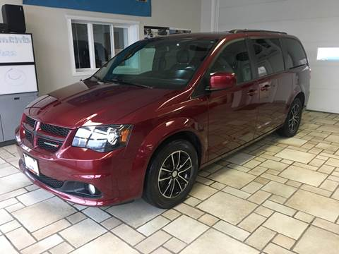 2019 Dodge Grand Caravan GT for sale at AUTOFARM MINIVAN SUPERSTORE in Middletown IN