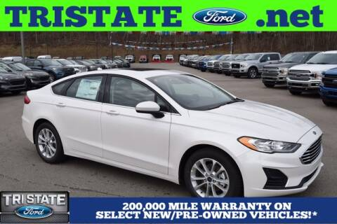 2020 Ford Fusion for sale at Tri State Ford in East Liverpool OH