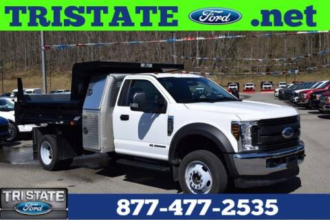 2019 Ford F-550 Super Duty for sale at Tri State Ford in East Liverpool OH