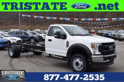 2020 Ford F-550 Super Duty for sale at Tri State Ford in East Liverpool OH