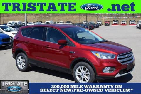 2017 Ford Escape for sale at Tri State Ford in East Liverpool OH