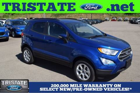 2020 Ford EcoSport for sale at Tri State Ford in East Liverpool OH