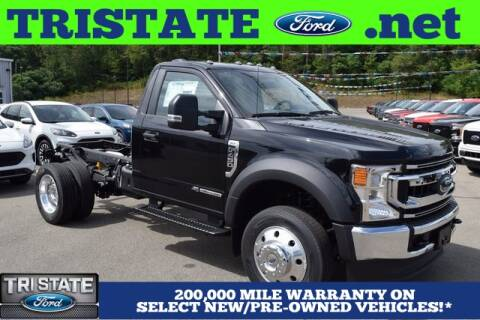 2020 Ford F-450 Super Duty for sale at Tri State Ford in East Liverpool OH