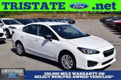 2017 Subaru Impreza for sale at Tri State Ford in East Liverpool OH