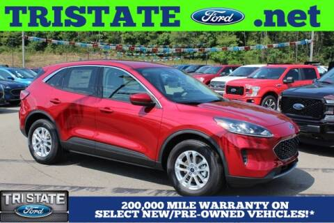 2020 Ford Escape for sale at Tri State Ford in East Liverpool OH