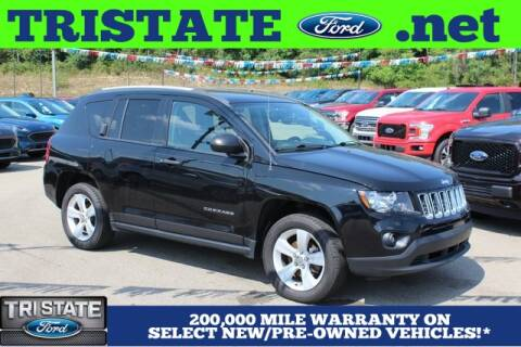 2016 Jeep Compass for sale at Tri State Ford in East Liverpool OH