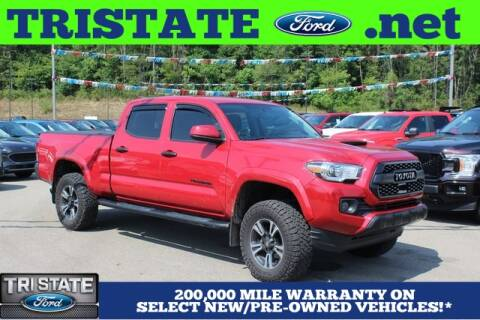 2017 Toyota Tacoma for sale at Tri State Ford in East Liverpool OH
