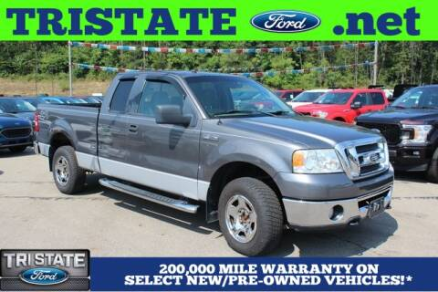 2008 Ford F-150 for sale at Tri State Ford in East Liverpool OH