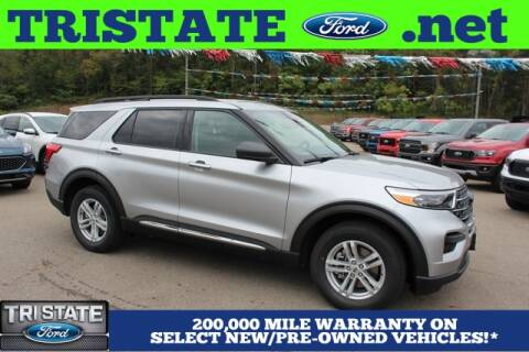 2020 Ford Explorer for sale at Tri State Ford in East Liverpool OH