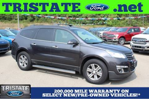 2017 Chevrolet Traverse for sale at Tri State Ford in East Liverpool OH