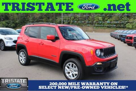 2016 Jeep Renegade for sale at Tri State Ford in East Liverpool OH
