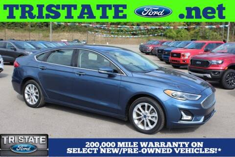 2019 Ford Fusion Energi for sale at Tri State Ford in East Liverpool OH