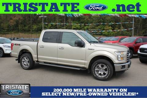 2017 Ford F-150 for sale at Tri State Ford in East Liverpool OH