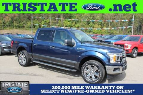 2018 Ford F-150 for sale at Tri State Ford in East Liverpool OH