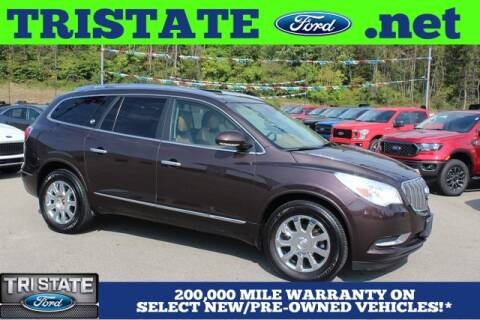 2017 Buick Enclave for sale at Tri State Ford in East Liverpool OH