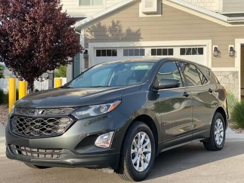 2019 Chevrolet Equinox for sale at Avanesyan Motors in Orem UT