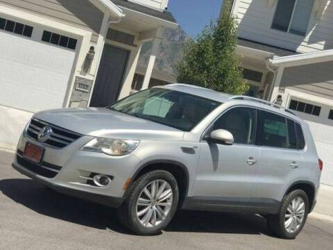 2010 Volkswagen Tiguan for sale at Avanesyan Motors in Orem UT