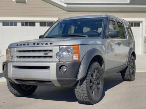 2006 Land Rover LR3 for sale at Avanesyan Motors in Orem UT