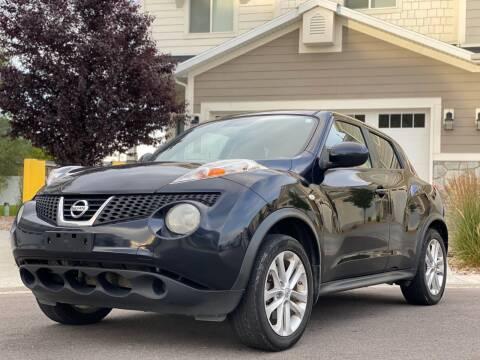 2011 Nissan JUKE for sale at Avanesyan Motors in Orem UT